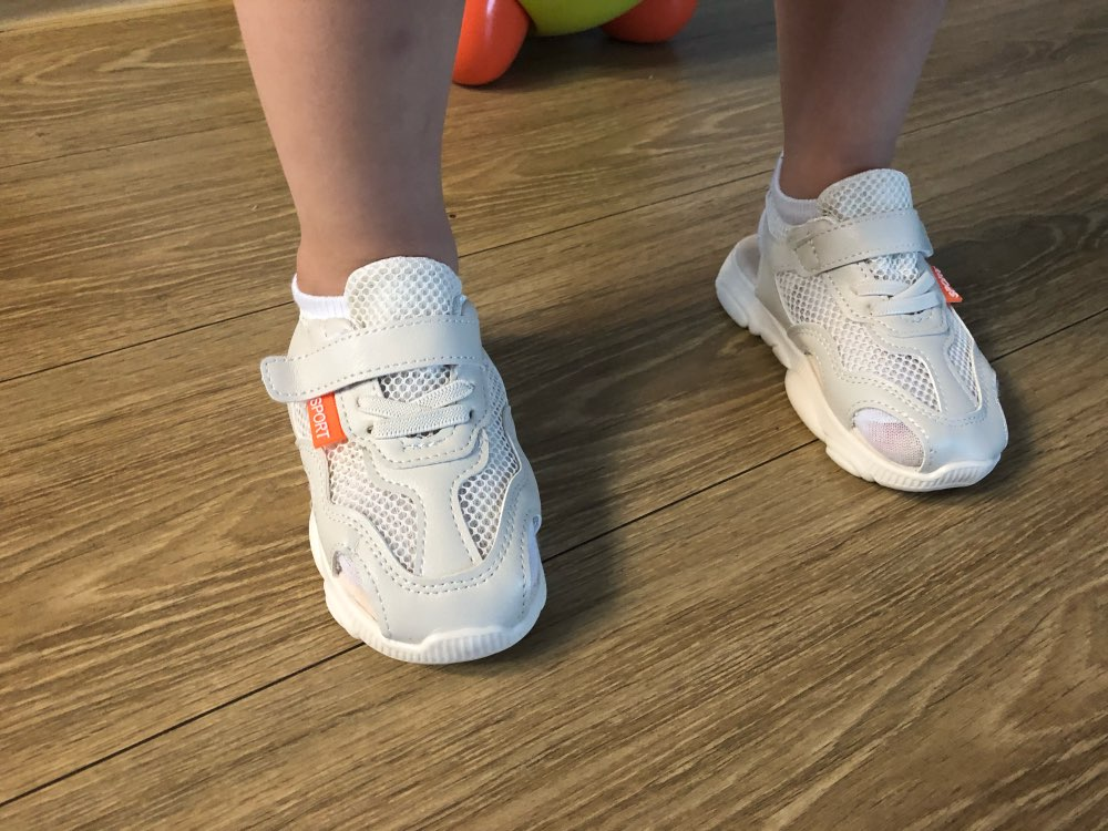 Perman Cute Toddler Boys Girls Mesh Light Weight Sneakers,Walking Candy Color Sport Run Casual Shoes
