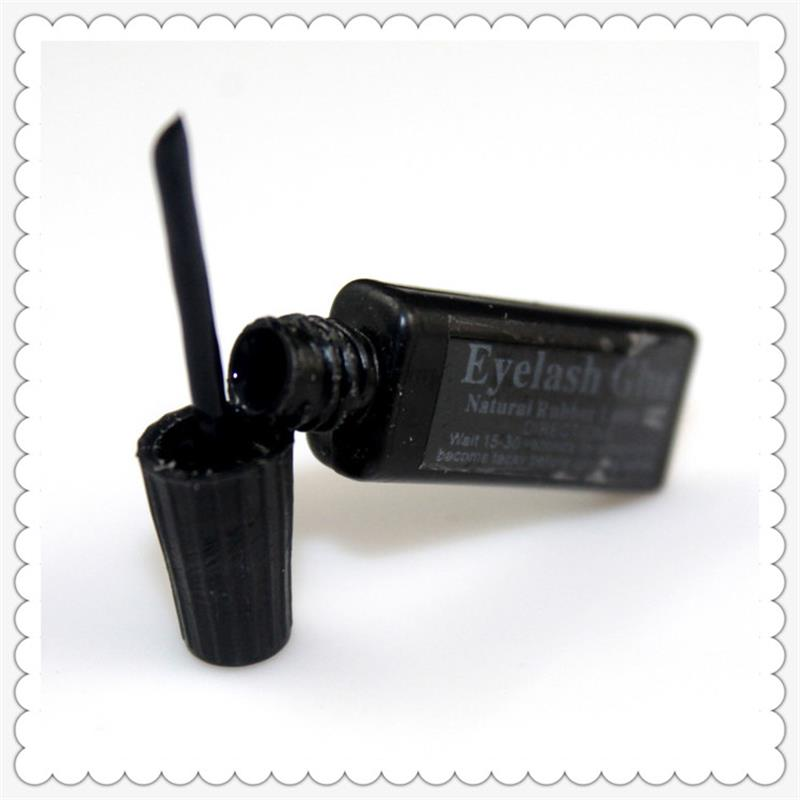 2ml Eyelash Glue Extension Black Waterproof False Eyelash Clear Makeup Tools