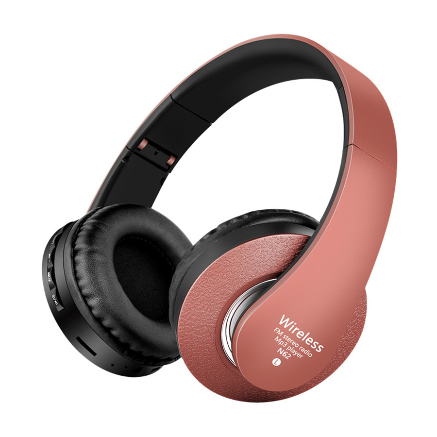 Over ear Bluetooth Headphone Wireless Headset Support FM Memory Card Headphone Foldable Mp3 Player with Mic Bluetooth Headset high quality zealot b5 bluetooth wireless headphones foldable tf card over ear hd headphone headsets with mic