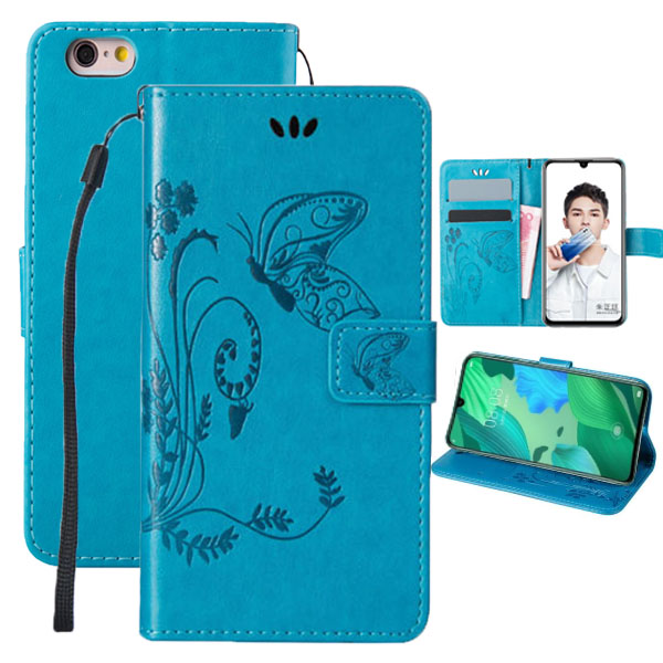 Flower Book Wallet Flip Leather Cover Soft <font><b>Case</b></font> For <font><b>Samsung</b></font> Galaxy M10 M20 M30 <font><b>A10</b></font> A20 A30 A40 A50 A70 A2 Core A20E image
