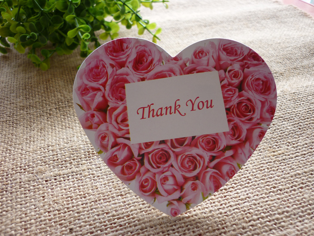 Rose flowers thank you card message card small greeting card heart rose flowers thank you card message card small greeting card heart love greeting card m4hsunfo