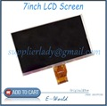 Original and New 7inch 50pin LCD screen ZH-7001 CPT for tablet pc free shipping