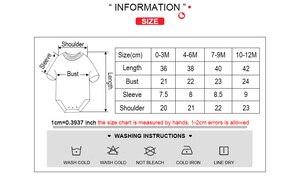 Image 5 - 2020 Baby Boy Clothes Unisex 8PCS/Lot New Born Baby Clothes Bodysuit Unicorn Cotton Baby Girl Clothes Roupa de bebe