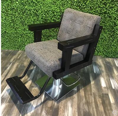 Simple Wind Hair Chair Hair Cutting Chair Hair Salon Special Hair Chair Can Lift And Cut Hair Chair Beauty Hairdressing Beauty .