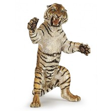 11.5cm Animal Model Action Figures PVC Tiger Simulation Animal Toy Learning Educational Toys For Children Gifts 68pcs set simulation zoo plastic mini animal model toys for children dinosaurs tiger horse diy educational toys