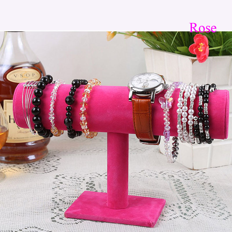 Bracelet stand Shelf Accessories Bangle Display Rack Jewelry Watch