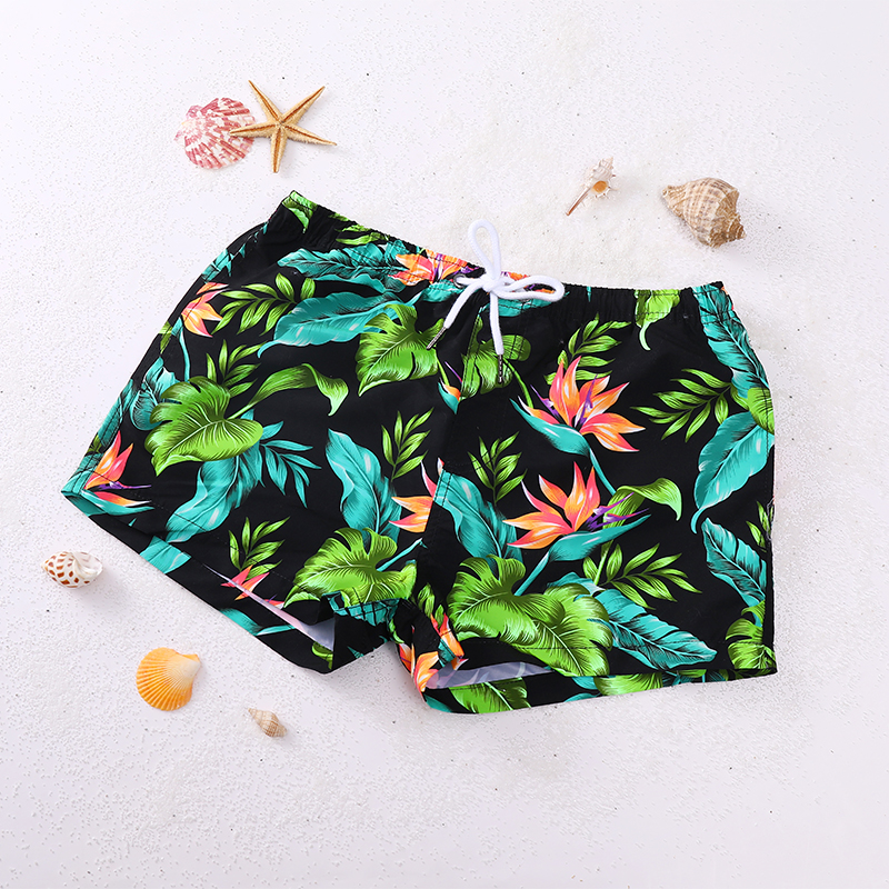 Men's Printed   Board     Shorts   Quick Dry Beach   Shorts   Swim Trunks Male Bikini Swimwear Surfing   Shorts     Short   De Bain Homme Banadore