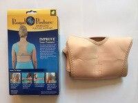 ユニセックス調整可能な磁気治療姿勢コレクターブレースショルダーバックサポートベルト