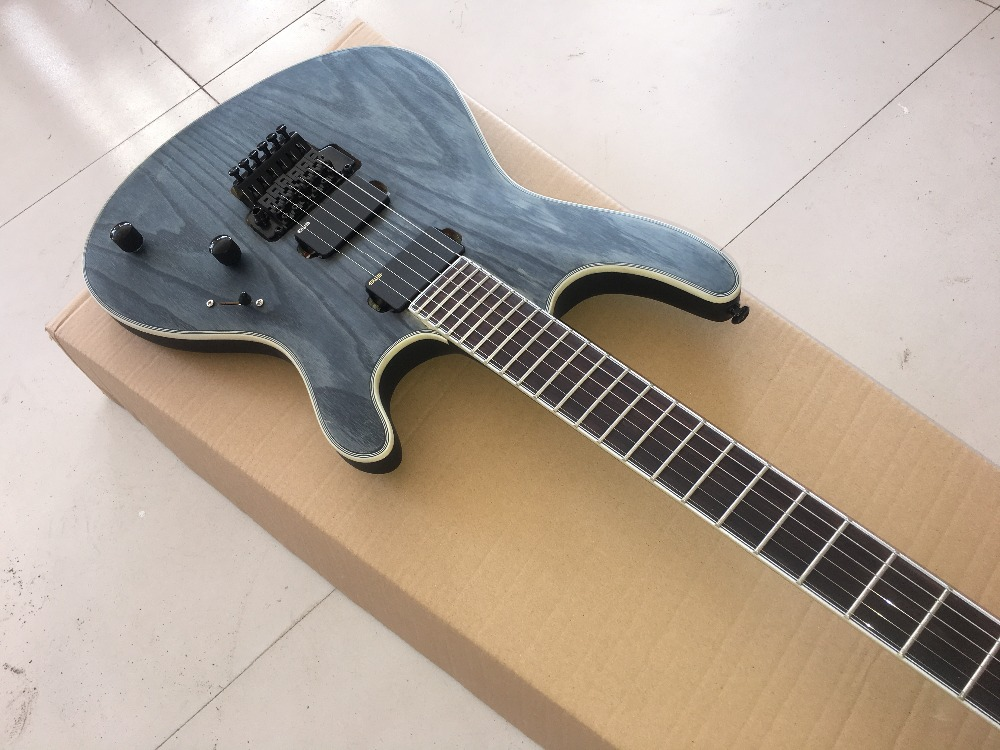 Shelly new store factory custom maple body neck through guitar Mayones Regius 6 String electric guitar musical instrumReal photo 6 string electric guitar custom 1959 tiger jimmy page electric guitar musical instruments