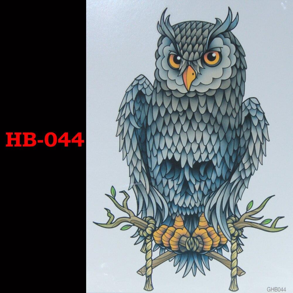 Contoh Gambar Burung Hantu 3d  Markas3d