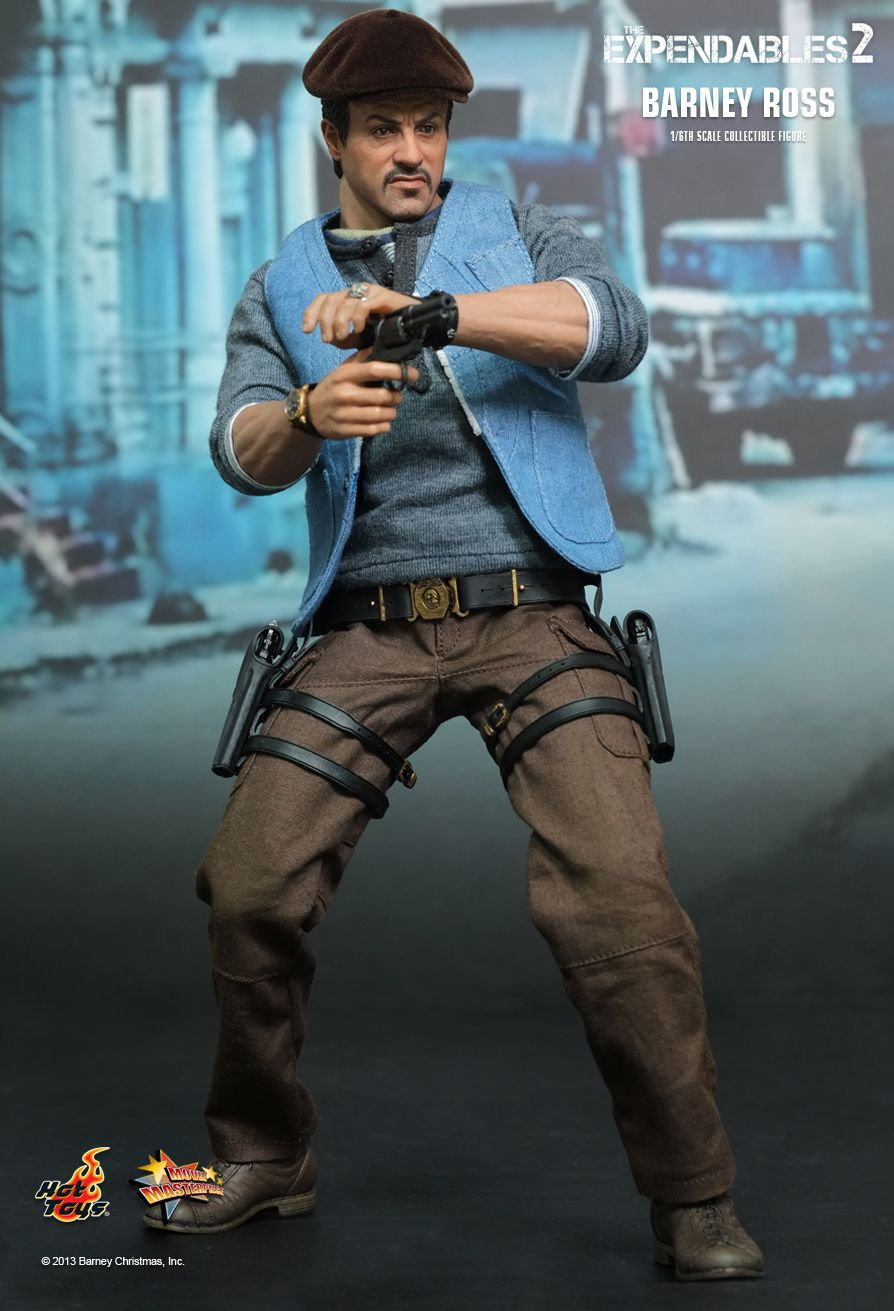 "1/6 scale figure doll Stallone Barney Ross 12 inch"" action Collectible Figure Plastic Model Toys"""