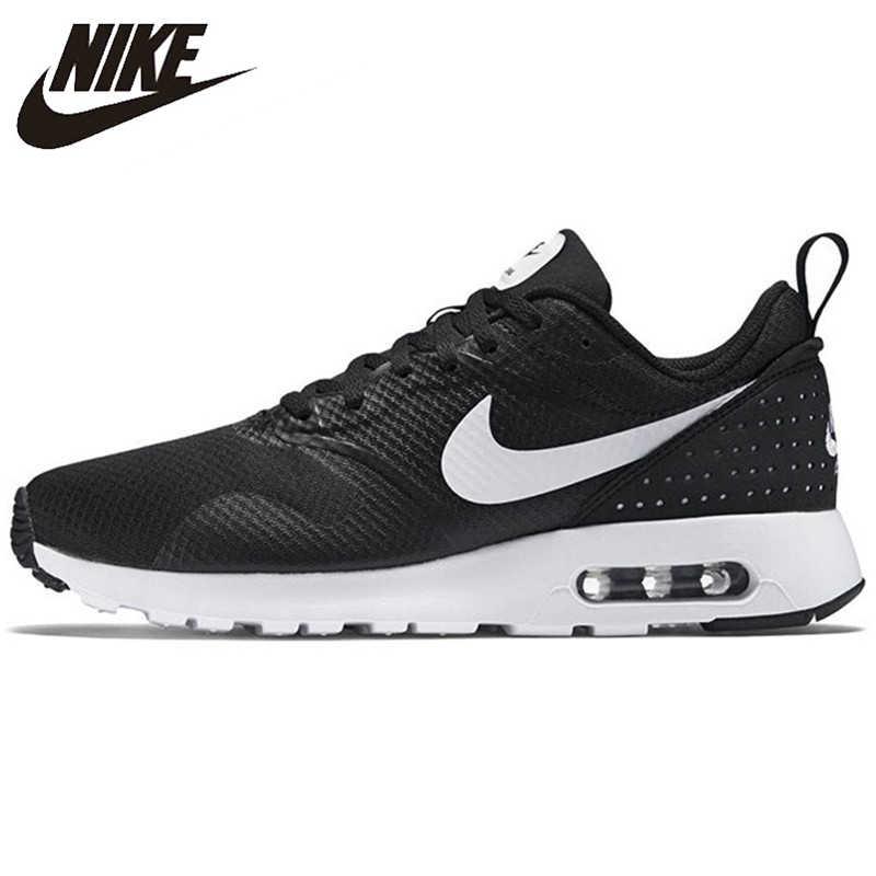Nike original nova chegada authentic air max tavas tênis de corrida masculino 705149-009