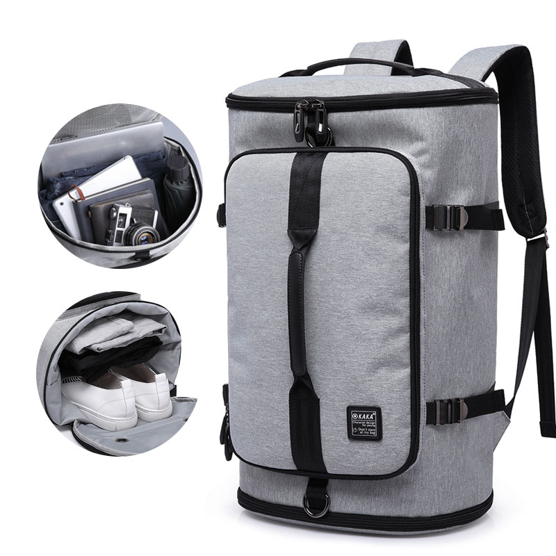 Large Capacity 15.6 inch Laptop Bag Men Backpack Travel Bags For Teenagers School Bags Nylon Waterproof Computer Backpacks Bag цена 2017