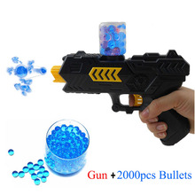 Растущего почвенные кристалла воды, пушки пуля пейнтбол шарики воздуха пистолет кристалл