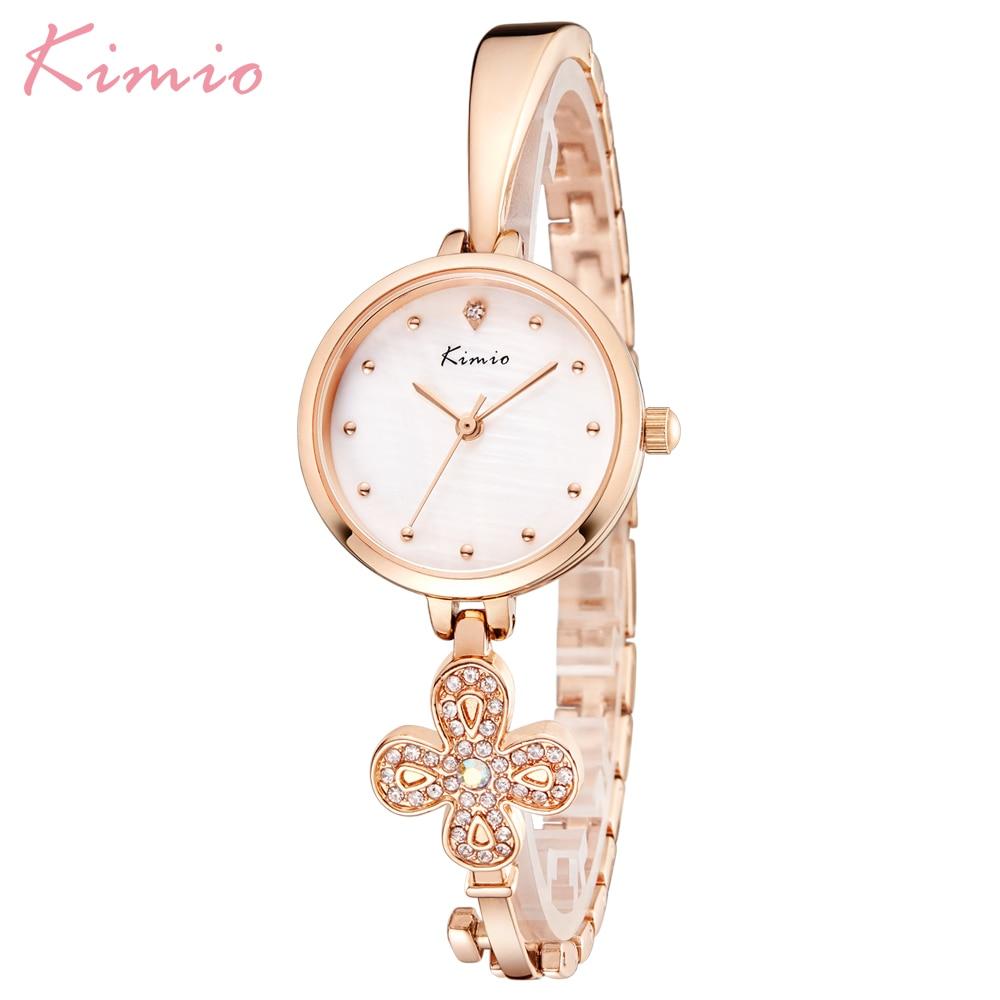 Kimio Luxury Brand Fashion Ladies Watches Key Design Bracele