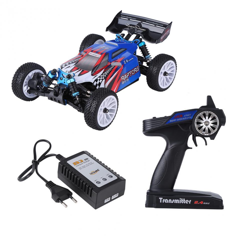 High Quality RC Car 2.4GHz Remote Control Four-Wheel Drive Car 1:16 RC Model Toy Anti-collision