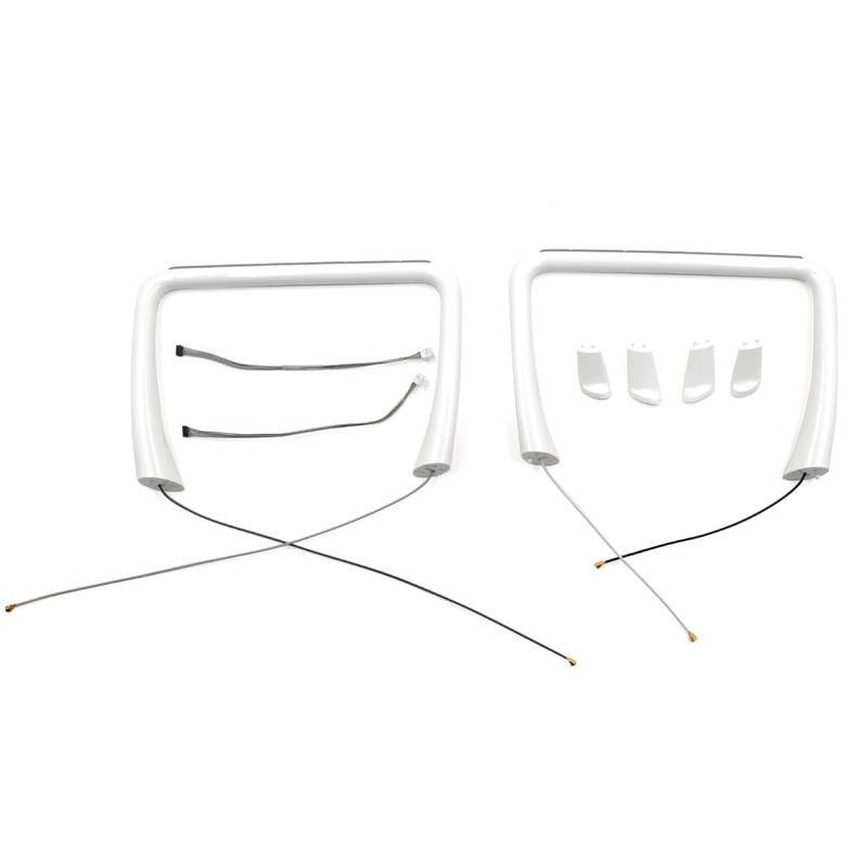цена на Original DJI Phantom 4 Landing Gear Including Antenna & Dual Compass Part for DJI Phantom 4 Drone Accessories Spare Replacement