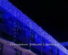 цены GOOD!Blue lighting yard clothing stairs decoration LED star lamp H006(2)