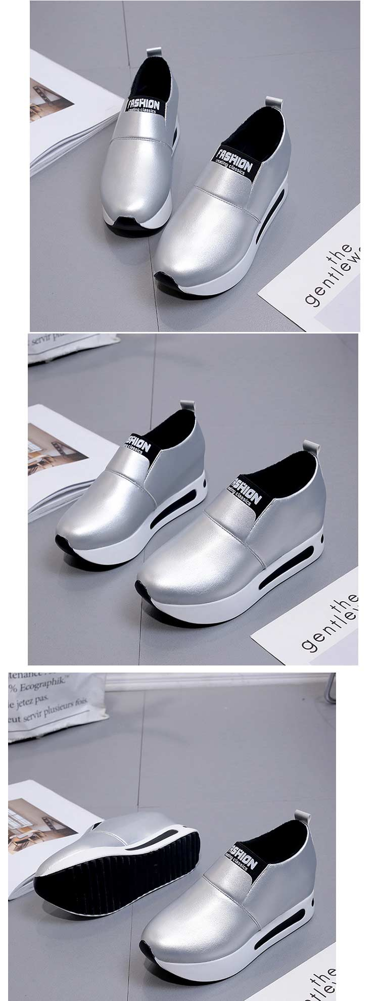 Vulcanize shoes women casual shoes 2019 new fashion solid pu women sneakers slip-on breathable shoes woman zapatos de mujer (28)