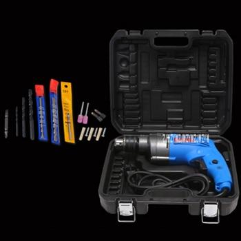 750 W 220 V 2800 RPM 2 modos de funcionamiento multifuncional hogar eléctrico de hormigón impacto martillo máquina de perforación GMS-13