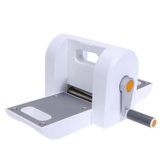 Die Cutting Embossing Machine Scrapbooking Paper Cutter Cut Handmade Craft Tool Dies