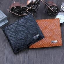 خمر محفظة صغيرة الرجال متعددة الوظائف محفظة الرجال محافظ عملة جيب سحاب الرجال بو الجلود محفظة الذكور الشهيرة رقيقة حقيبة المال