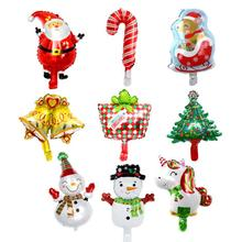 Christmas balloons birthday party decorations kids шары воздушные шарики е день цифры ballon led balon шар цифра confetti