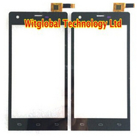 Original New Touch Screen 4 3 Newman N1 Nesmy N1 SmartPhone Front Touch Panel Digitizer Glass