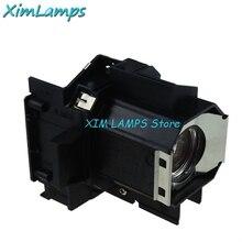 Фабрика замена лампы проектора ELPLP39/V13H010L39 с корпуса для EPSON EMP TW1000/EMP TW2000/EMP TW700/ EMP TW980