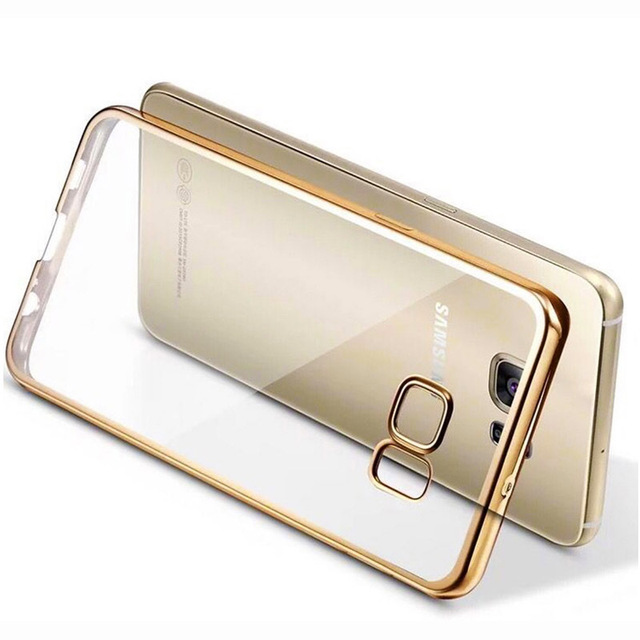 timeless design 1a311 a9887 US $3.98 |Silicone Case Cover For Samsung Galaxy S6 / S6 Edge / S6 Edge  Plus Transparent Matte Back Cover Ultra thin+Soft Clear on Aliexpress.com |  ...
