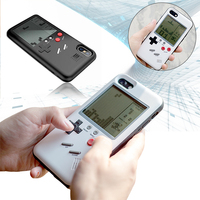 Fashion Unique Multi Tetris Game Console Appearance Phone Cover For IPhone 6 6s 7 8 6