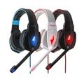 G4000 GS310 G2000 GS210 G9000 3.5mm Auriculares Para Juegos 2.2 M Cable Pro Juego en línea LED Auricular o PC Portátil/PS4