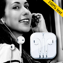 лучшая цена Wired Earphones Super Bass 3.5mm Earphones Headset Hands Free Earbuds with Mic For Huawei Xiaomi iPhone Samsung All Phone
