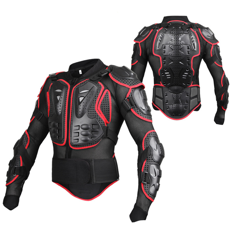 Outdoor Sports Motorcycling Motorcycle Armor Jackets Full body Protection Clothing Protector Jacket Motocross Whole Body Armor