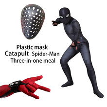 The new Spider-Man Super Hero Expedition Undercover Clothes Cosplay Sights Play Coatwear Luxury package