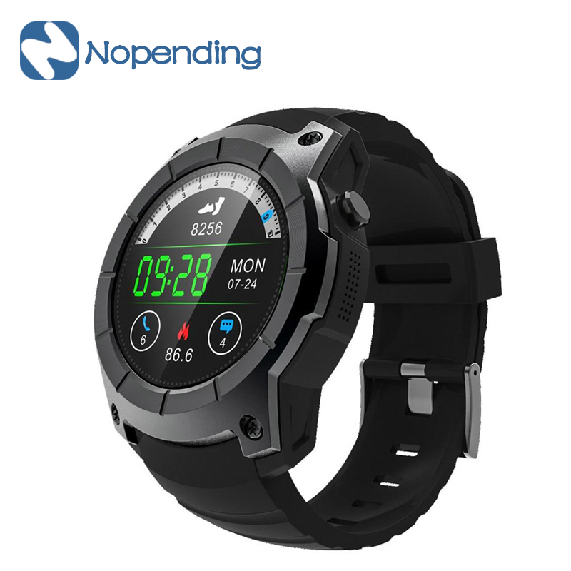 New Original Makibes G05 GPS Sports Watch Bluetooth MTK2503 1.3'Color Screen Smartwatch Sport Heart Rate Monitor for Android iOS