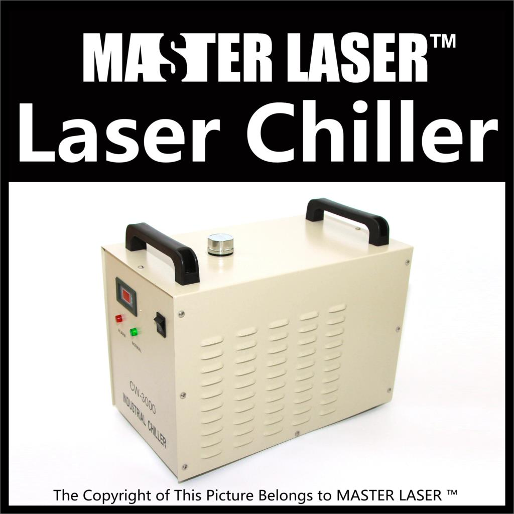 40W Laser Marking Machine Chiller CW 3000AG 220v/50hz Laser Chiller  #33763A