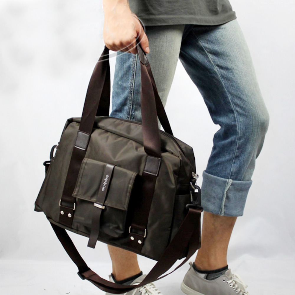 Durable Waterproof Nylon Men Handbag Tote Brand Military Travel Male Laptop Book Male Cross Body Shoulder Messenger Bag high quality waterproof nylon men cross body shoulder messenger laptop tactical travel hiking outdoor sports handbag tote bag