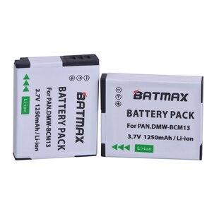 Image 2 - 2 Cái DMW BCM13E BCM13 BCM13 Pin + LCD Sạc cho Panasonic Lumix ZS40/TZ60, ZS45/TZ57, ZS50/TZ70, ZS27/TZ37, TZ41