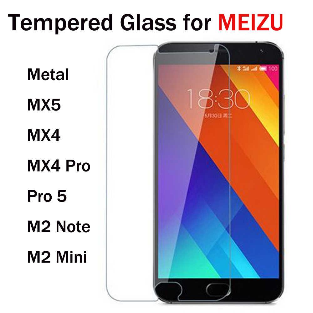 Szkło ochronne HD do Meizu M2 M3 M3S Mini M3 M2 uwaga 9H szkło hartowane do Meizu Pro6 MX5 MX4 Pro U10 U20 folia szklana