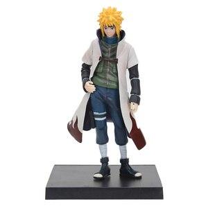 Image 3 - Naruto Shippuden Uzumaki Naruto Gals Hyuuga Hinata Jiraiya Haruno Figurine Naruto PVC Figures Toy Collection Model Dolls