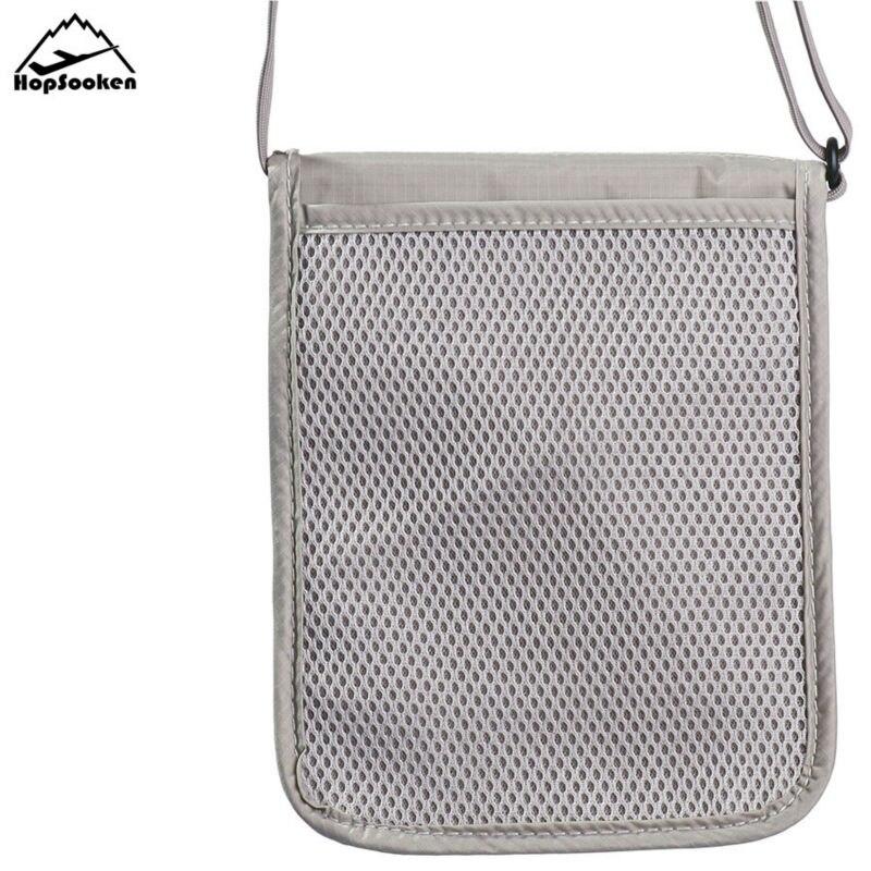 hopsooken pescoço bolsa bolsa acessórios Largura do Item : 0.39inch