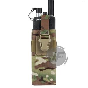 Image 2 - حقيبة راديو ايمرسون التكتيكية MBITR PRC148 152 موكل اسلكي موكي مع جيب ث/مشبك للاغلاق سترة RRV