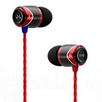 Brand New Soundmagic Sound MAGIC E10 Noise Isolating In Ear Earphones Earbuds
