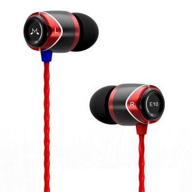 Marque Nouveau Soundmagic Son MAGIQUE E10 Isolation Du Bruit In-Ear Écouteurs Écouteurs