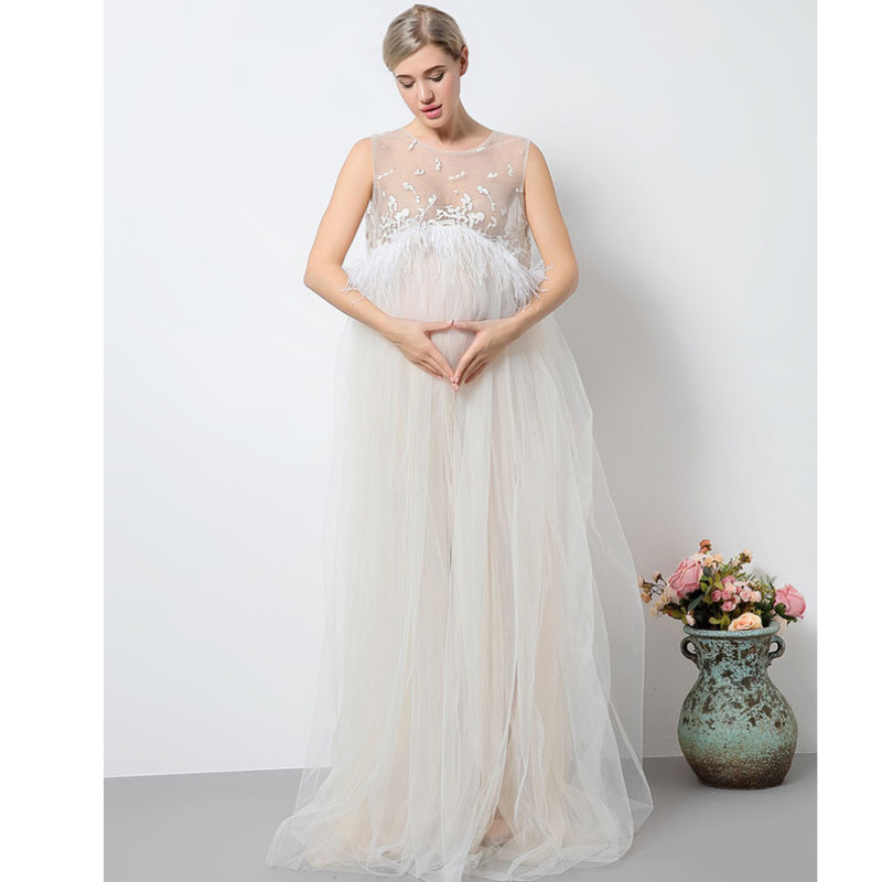 Maternity Photography Props Pregnancy Wear Party Evening Dresses Clothes Maternity Clothing For Photo Shoots Pregnant Dresses xiyunle women clothing sexy long white party dress for pregnant maternity clothes for photo shoot 2018 pregnancy evening dresses