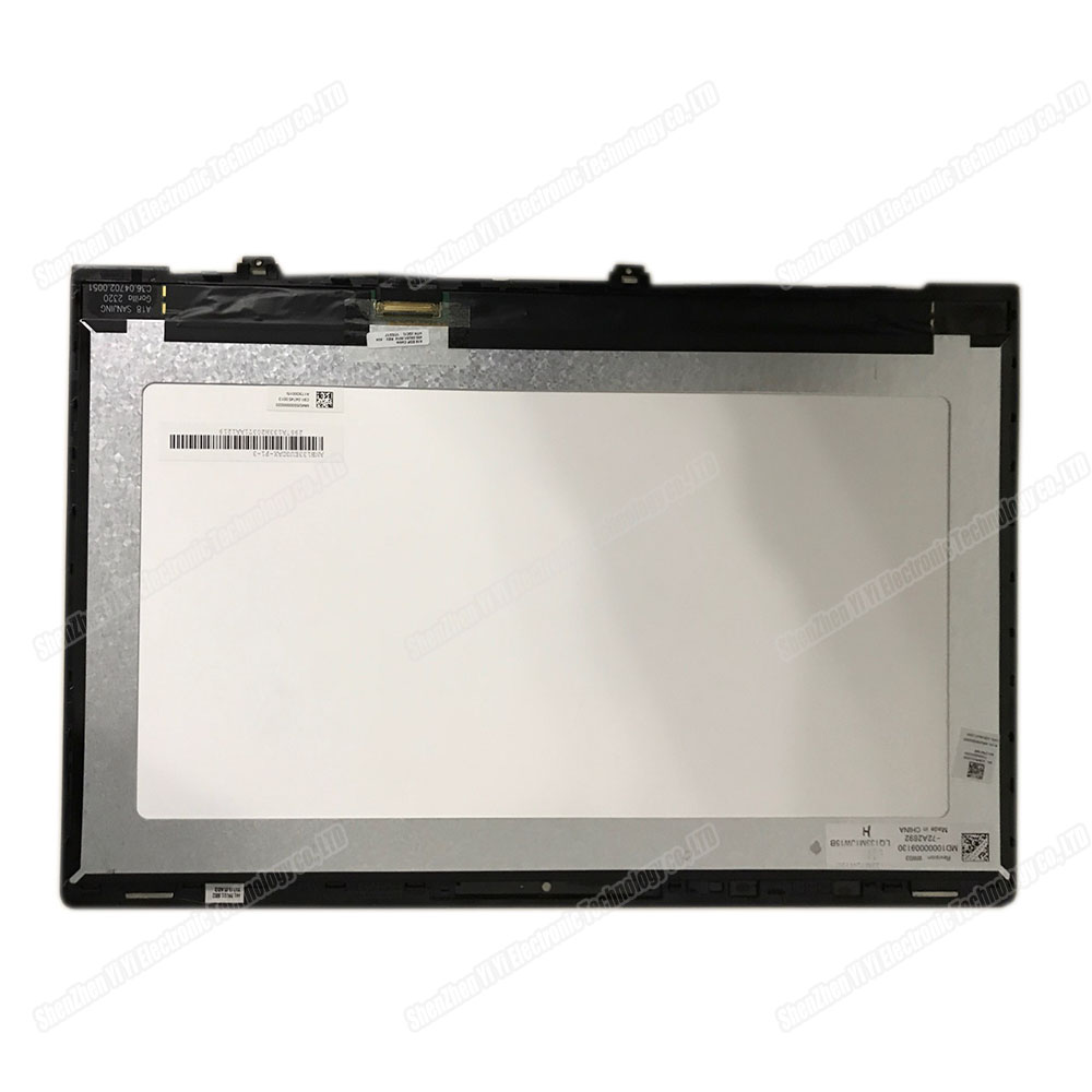 13.3 Inch LCD LED Screen Display Matrix Glass Assembly For Xiaomi Mi Notebook Air IPS LQ133M1JW15 N133HCE-GP1 LTN133HL09
