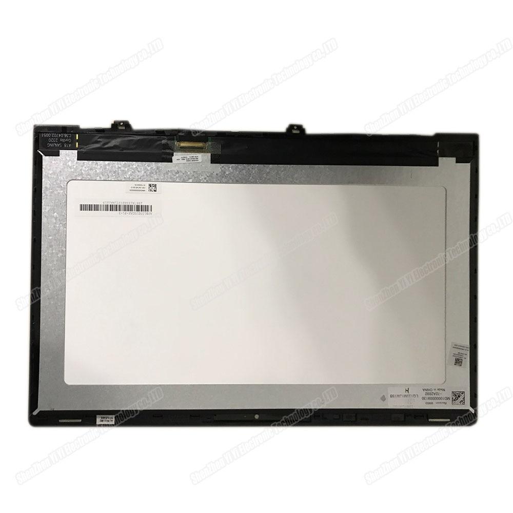 13.3 inch LCD LED Screen Display Matrix Glass Assembly For Xiaomi Mi Notebook Air IPS LQ133M1JW15 N133HCE-GP1 LTN133HL09