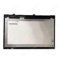 13.3 polegada lcd led screen display matriz de vidro assembléia para xiao mi notebook ar ips lq133m1jw15 N133HCE GP1 ltn133hl09 Tela de LCD do laptop     -