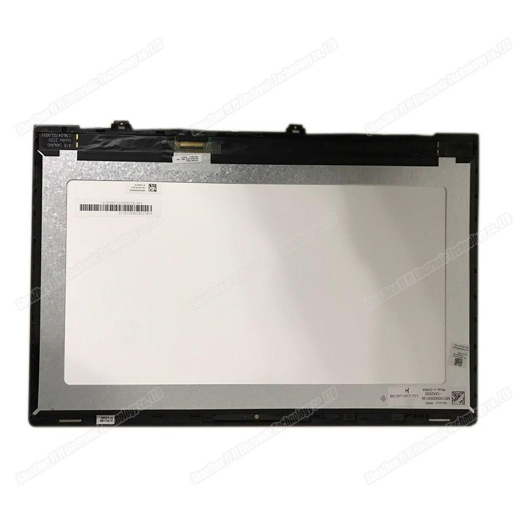 13.3 pouces LCD écran affichage LED matrice en verre assemblée pour Xiao mi ordinateur portable Air IPS LQ133M1JW15 N133HCE-GP1 LTN133HL09